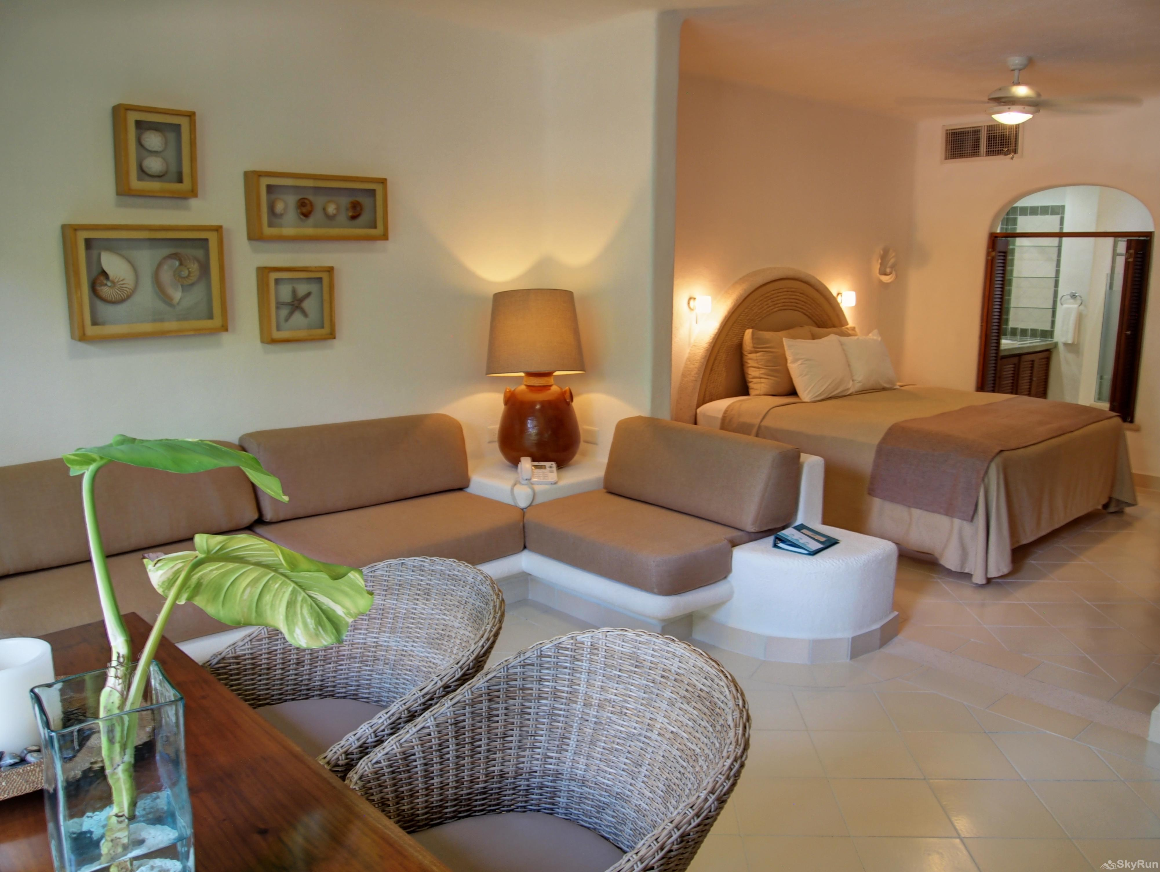 Bliss Akumal Condo Villa 1 Bedroom Garden View 109A Like Home only better