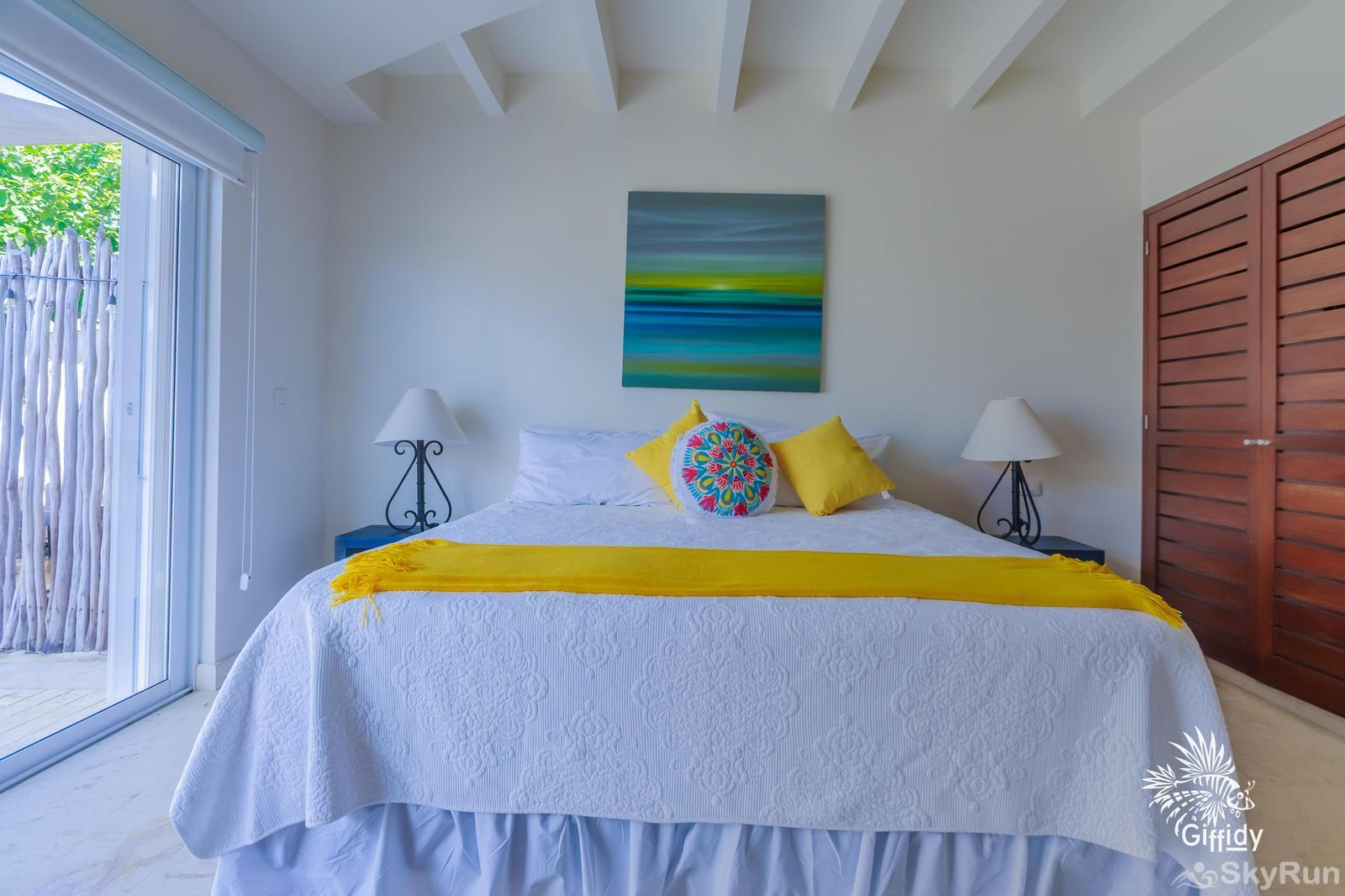 Amazing Two Bedroom Villa 1102 in exclusive area in Isla Mujeres
