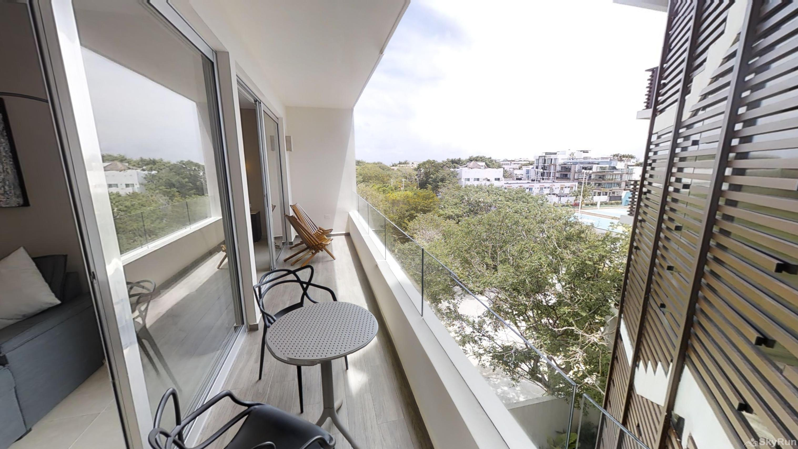 LUXURY RESIDENCE w Panoramic view 1BR 5star hotel amenities Panoramic View in this incredible Apartment